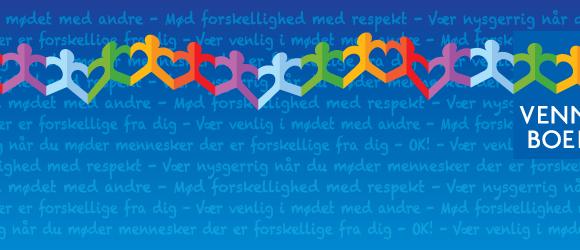 Facebookbanner til grupper Norsk 784 x 250 px