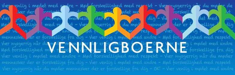 Facebookbanner til grupper Norsk 3 784 x 250 px